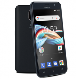 myPhone Fun 6 Lite Dual SIM Black