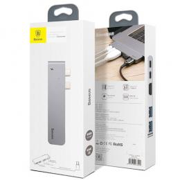 Dokovací stanice Baseus Thunderbolt Type-C pro Apple Macbook Pro 16/17