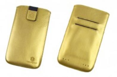 Pouzdro RedPoint Velvet Pocket Style 5XL zlaté