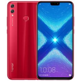 Honor 8X 4GB/64GB Dual SIM Red
