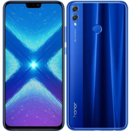 Honor 8X 4GB/128GB Dual SIM Blue