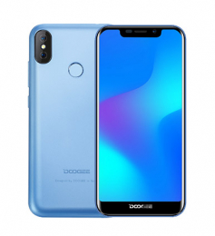 Doogee X70 Dual SIM Blue