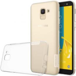 Pouzdro Nillkin Nature TPU Samsung J600F Galaxy J6 2018 čiré