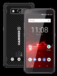 myPhone Hammer Blade 2 Pro Dual SIM Black