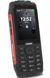 myphone Hammer 4 Dual SIM Red