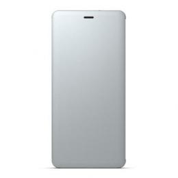 Pouzdro Sony SCSH70 Stand Style cover pro Sony Xperia XZ3 šedé