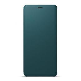 Pouzdro Sony SCSH70 Stand Style cover pro Sony Xperia XZ3 zelené