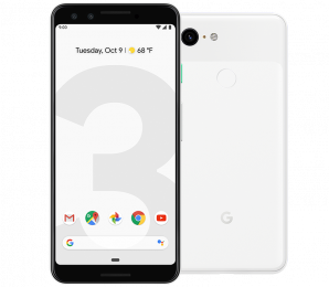 Google Pixel 3 128GB Clearly White - třída A