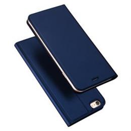 Pouzdro Dux Ducis Skin pro Samsung J610F Galaxy J6 Plus modré
