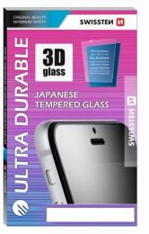 Swissten Tvrzené Sklo 3D H pro Huawei P20 Pro černé