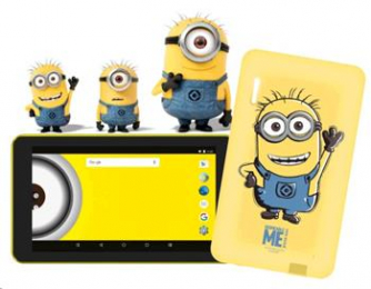 eSTAR Beauty HD 7 WiFi Minions