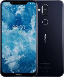 Nokia 8.1 64GB Dual SIM Blue/Silver