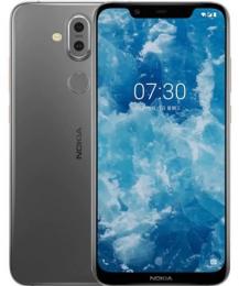 Nokia 8.1 64GB Dual SIM Steel