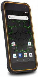 myPhone Hammer Active 2 Dual SIM Black Orange