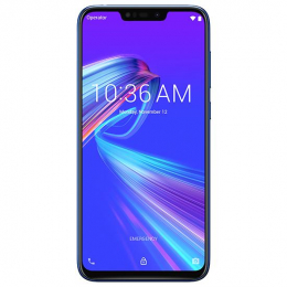 ASUS Zenfone ZB633KL MAX M2 4/32GB Space Blue