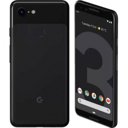 Google Pixel 3 128GB Just Black