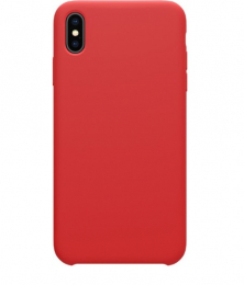 Pouzdro Nillkin Flex Pure Liquid Silikonové pro Apple iPhone XS červené