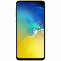 Samsung G970F Galaxy S10E Dual SIM 128GB Yellow