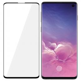 Tvrzené sklo 3mk HardGlass MAX pro Samsung G973F Galaxy S10 černé