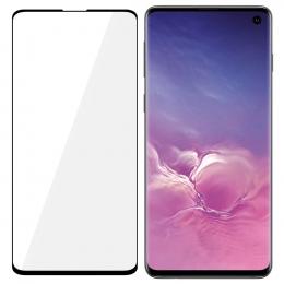 Tvrzené sklo 3mk HardGlass MAX pro Samsung G970F Galaxy S10e černé