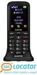 Aligator A700 Dual SIM Black