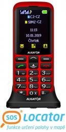 Aligator A700 Dual SIM Red
