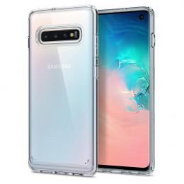 Pouzdro Spigen (605CS25801) Ultra Hybrid pro Samsung G973F Galaxy S10 Clear