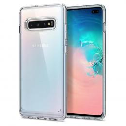 Pouzdro Spigen (606CS25766) Ultra Hybrid pro Samsung G975F Galaxy S10 Plus Clear