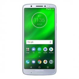 Motorola Moto G6 Plus 4/64GB Dual SIM Nimbus Silver