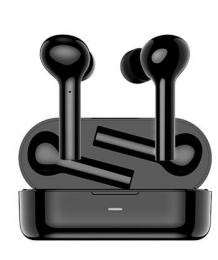 USAMS LA Dual Stereo Bluetooth headset Black