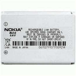 Baterie Nokia BLC-2 s kapacitou 1.000 mAh