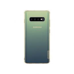 Pouzdro Nillkin Nature TPU Samsung G975 Galaxy S10 Plus Tawny