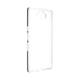 Pouzdro FIXED TPU pro Sony Xperia 10 čiré