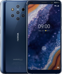 Nokia 9 PureView 128GB Dual SIM Blue