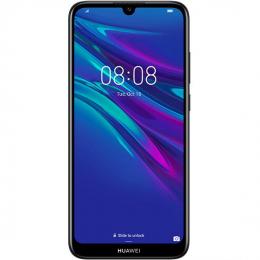 Huawei Y6 2019 Dual SIM Midnight Black - speciální nabídka