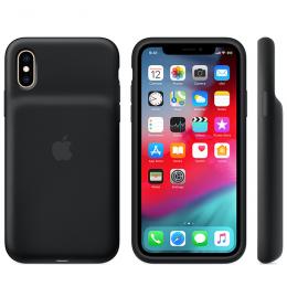 Pouzdro Apple iPhone XS Smart Battery Case - MRXK2ZM/A černé