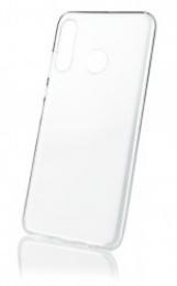 Pouzdro RedPoint Silicon Exclusive pro Huawei P30 čiré