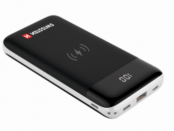 Swissten All-in-one Powerbanka 10000 mAh