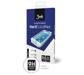 Tvrzené sklo 3mk HardGlass MAX Full Glue pro Samsung G955F Galaxy S8 Plus černé