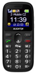 Aligator A510 Senior Black