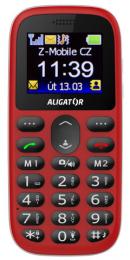 Aligator A510 Senior Red