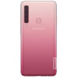 Pouzdro Nillkin Nature pro Samsung A920F Galaxy A9 2018 transparentní
