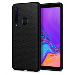 Pouzdro Spigen (607CS25533) Liquid Air pro Samsung A920F Galaxy A9 2018 Black