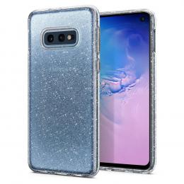 Pouzdro Spigen (609CS25834) Liquid Crystal pro Samsung G970F Galaxy S10e Glitter Crystal Clear