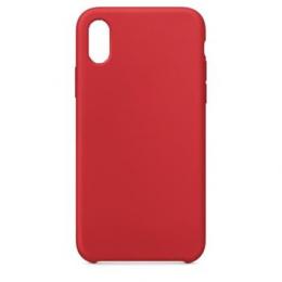 Pouzdro Swissten Liquid pro Apple iPhone Xs červené
