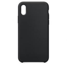 Pouzdro Swissten Liquid pro Apple iPhone Xs MAX černé