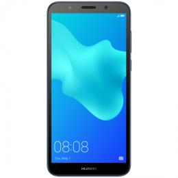 Huawei Y5 2018 Single SIM Blue - speciální nabídka