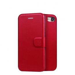 Pouzdro Aligator Magnetto pro Xiaomi Redmi 7 červené