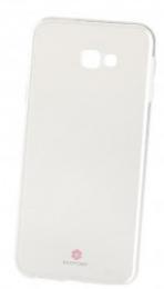 Pouzdro RedPoint Silicon Exclusive pro Samsung J415F Galaxy J4+ čiré