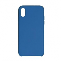 Pouzdro Swissten Liquid pro Apple iPhone Xs MAX modré